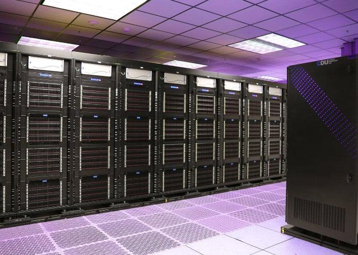Ruby Supercomputer