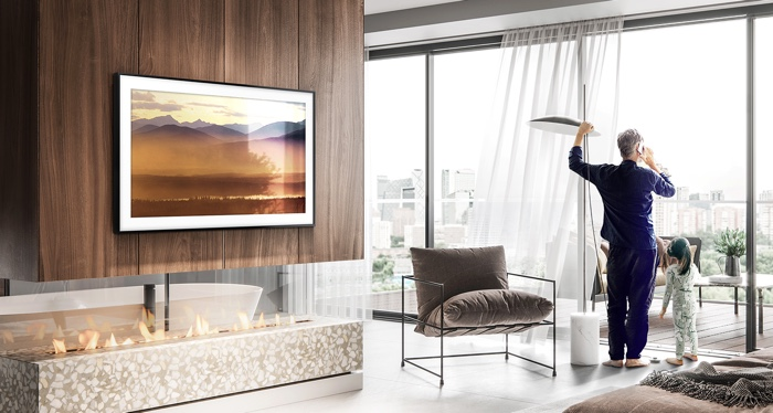 Samsung The Frame TV gets a new 20 piece collection from Magnum Photos - Geeky Gadgets