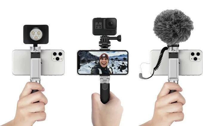 ShutterGrip 2 smartphone camera grip - Geeky Gadgets