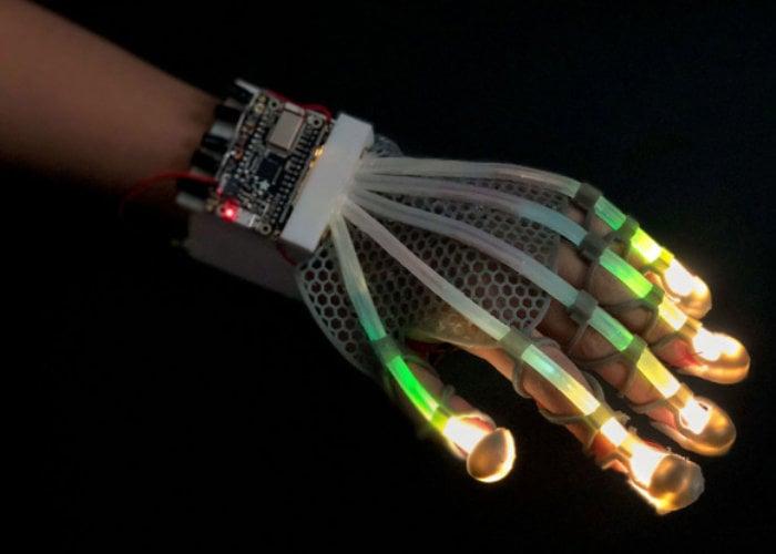 Stretchable skin sensor