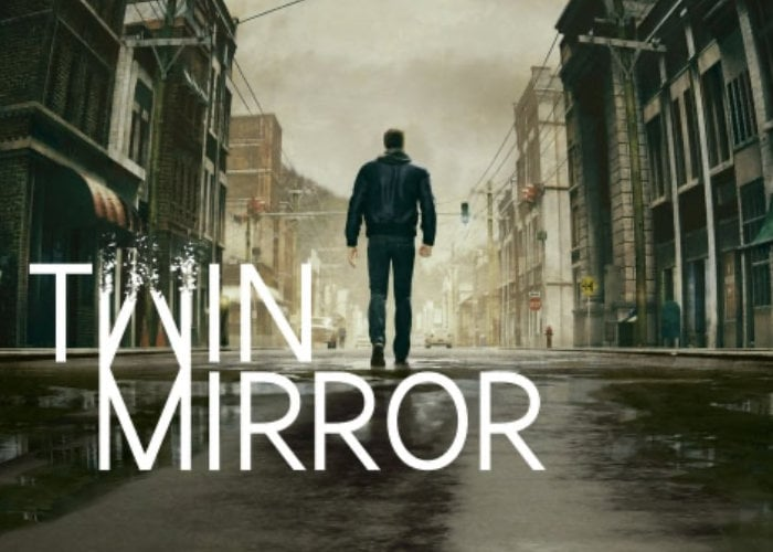 Twin Mirror psychological thriller game