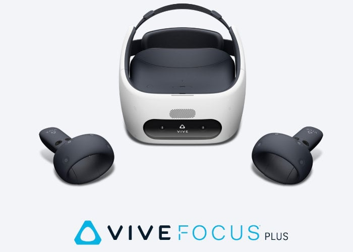 VIVE Focus Plus VR headset