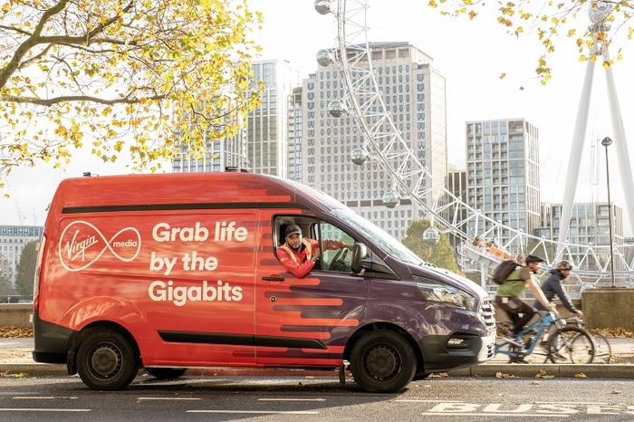 Virgin Media Gigabit Broadband