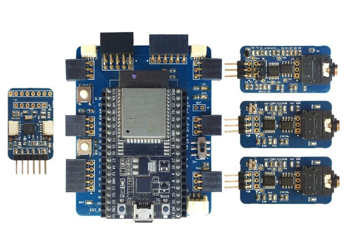E3K open source all-in-one bio-sensing platform - Geeky Gadgets