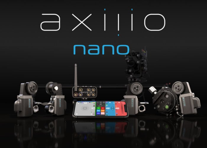 camera motion control system