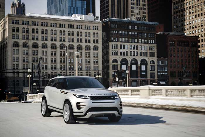 2021 Range Rover Evoque gains new technology - Geeky Gadgets