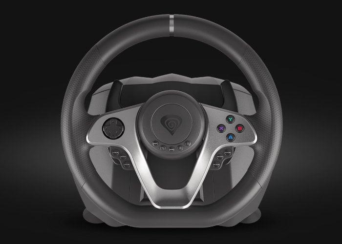 Genesis Seaborg 400 Racing Wheel controller