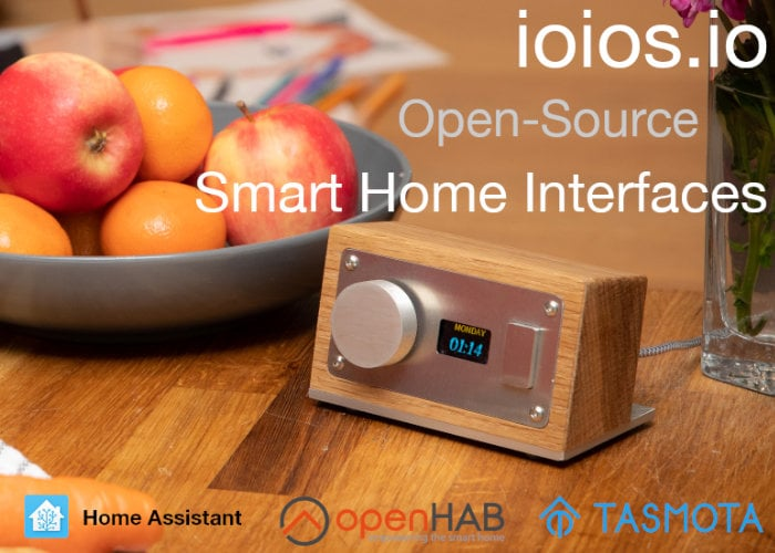 Ioios open source smart home automation platform - Geeky Gadgets
