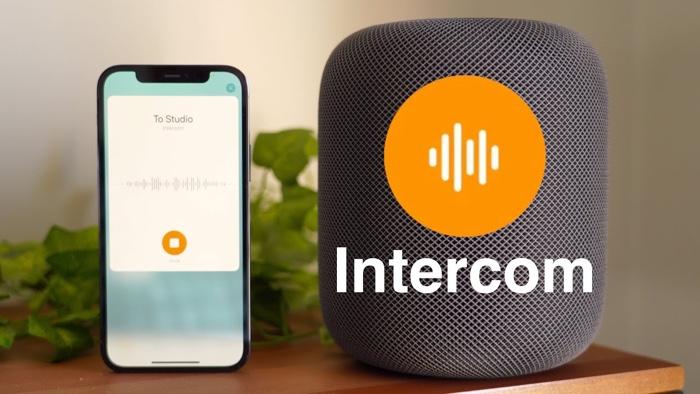 iOS 14.2 Intercom