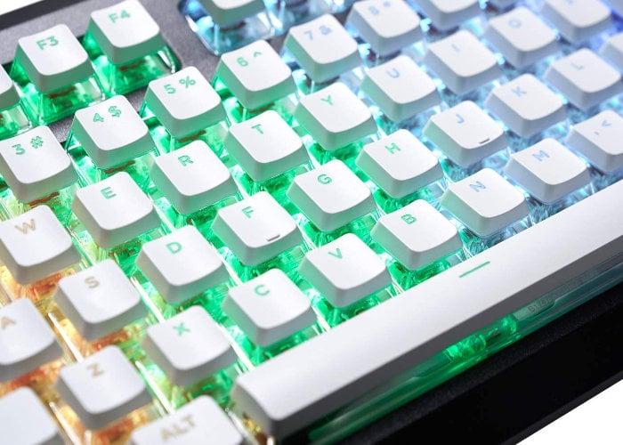 mechanical keyboard upgrade set