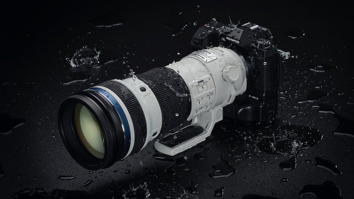 super telephoto lens