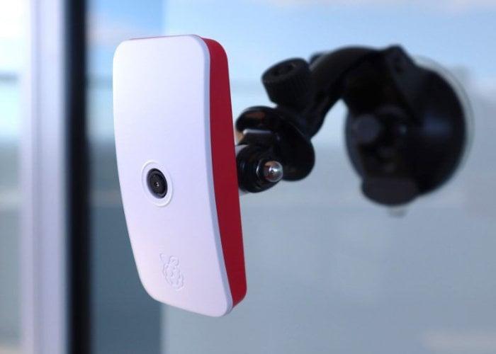 Raspberry Pi Zero wireless security camera - Geeky Gadgets