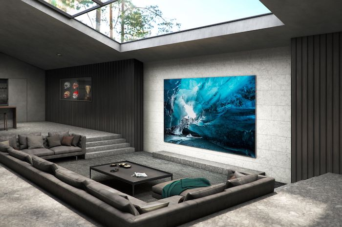 110 inch MicroLED TV