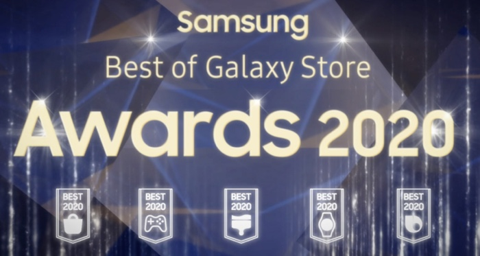 2020 Best of Galaxy Store