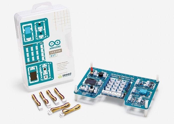 Arduino Sensor Kit Base