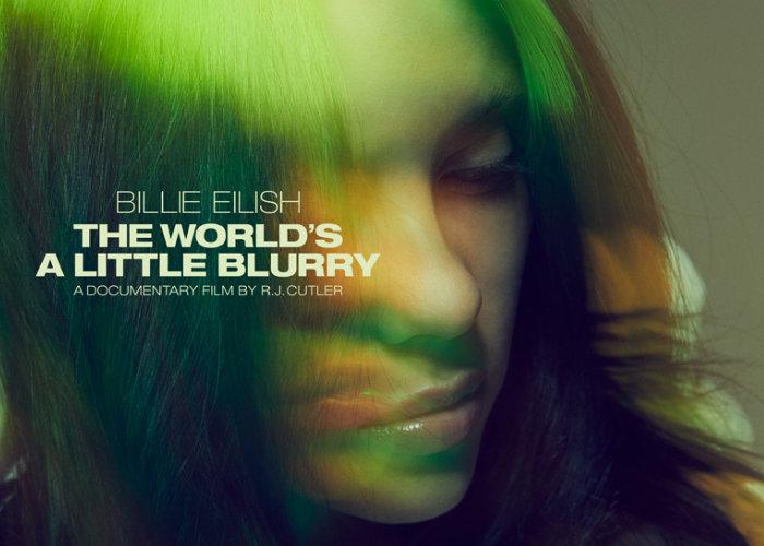 Billie Eilish documentary The World's A Little Blurry