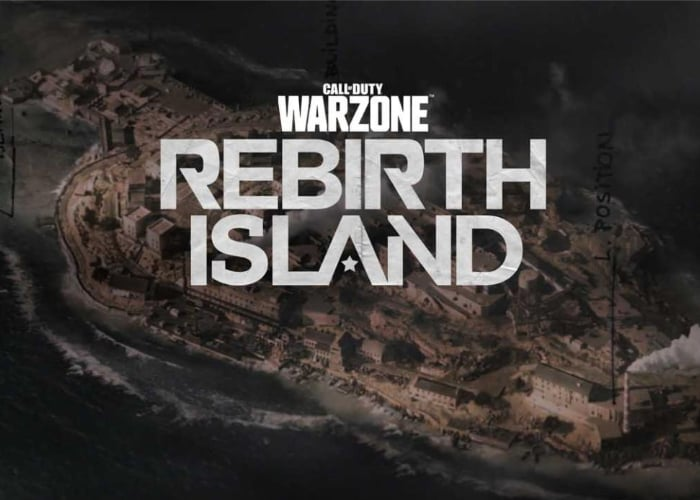 Warzone Rebirth Island