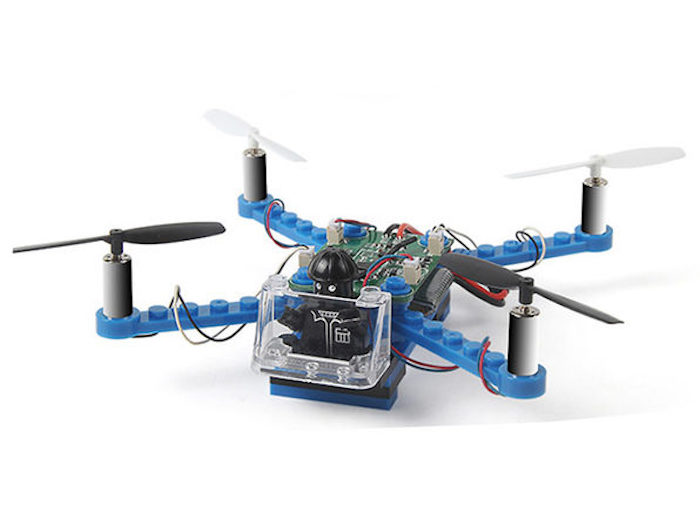 DIY Building Block STEM Drone