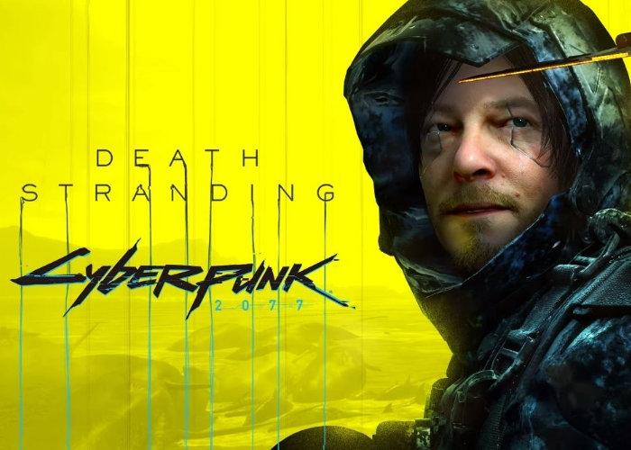 Death Stranding PC Cyberpunk 2077