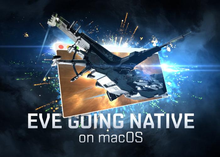 EVE Online arriving on MacOS