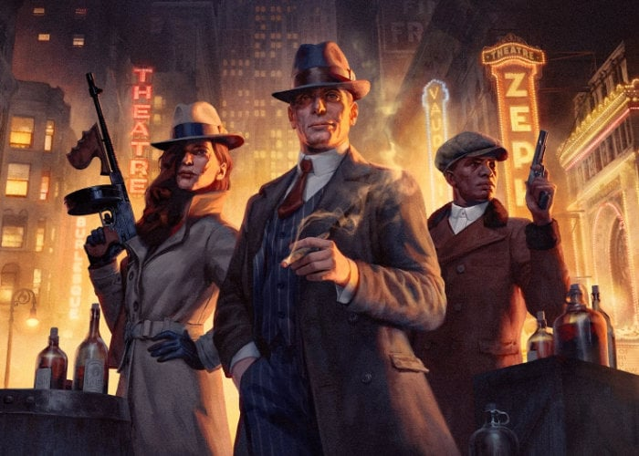 Empire Of Sin crime boos strategy game now available - Geeky Gadgets