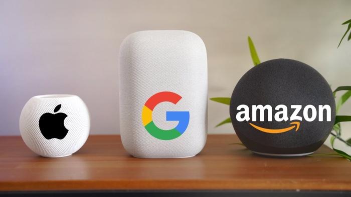 Apple HomePod Mini vs Amazon Echo and Google Nest Audio (Video) - Geeky Gadgets