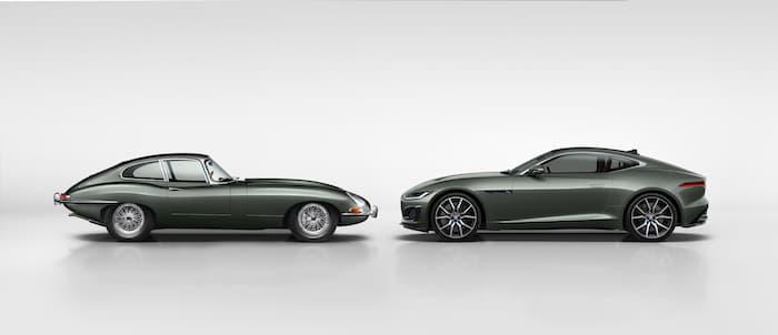 Jaguar F Type Heritage Edition