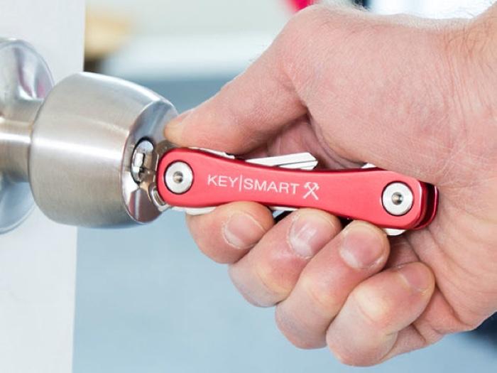 KeySmart Rugged Compact Key Holder