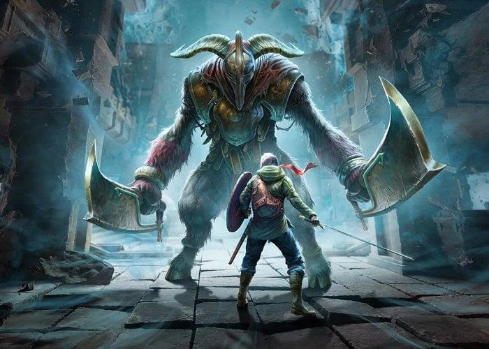 RPG game 2020