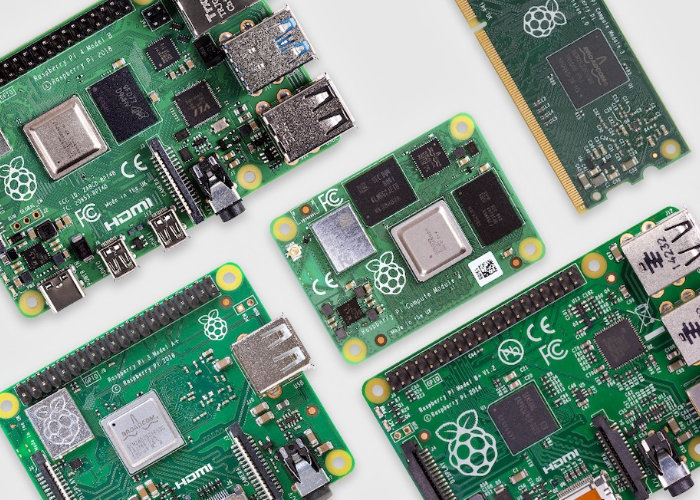 Raspberry Pi Industry