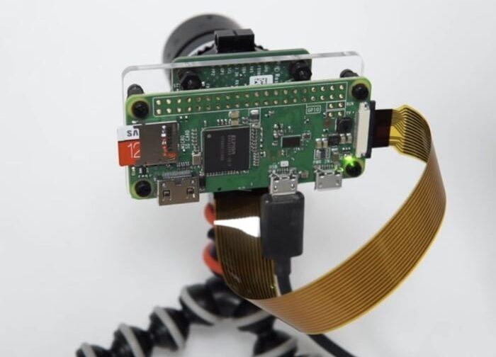 Raspberry Pi WebCam