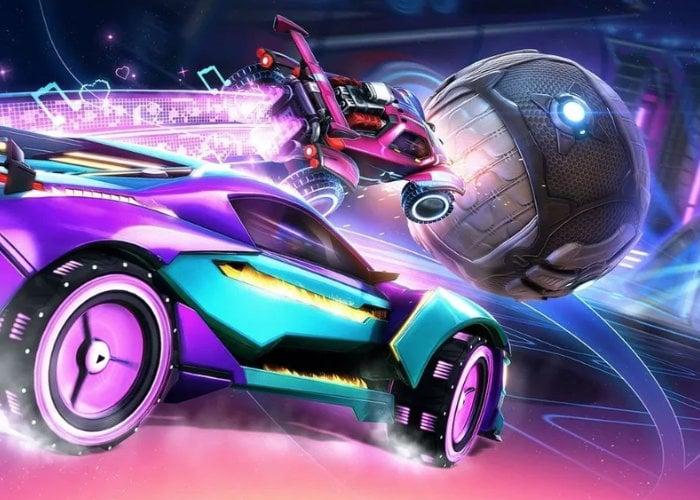 Season 2 of Rocket League