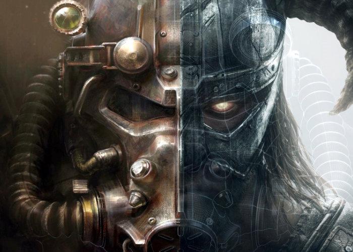 Skyrim Fallout 4 60fps