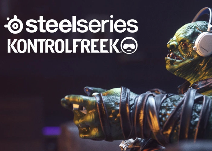 Steelseries acquires KontrolFreek