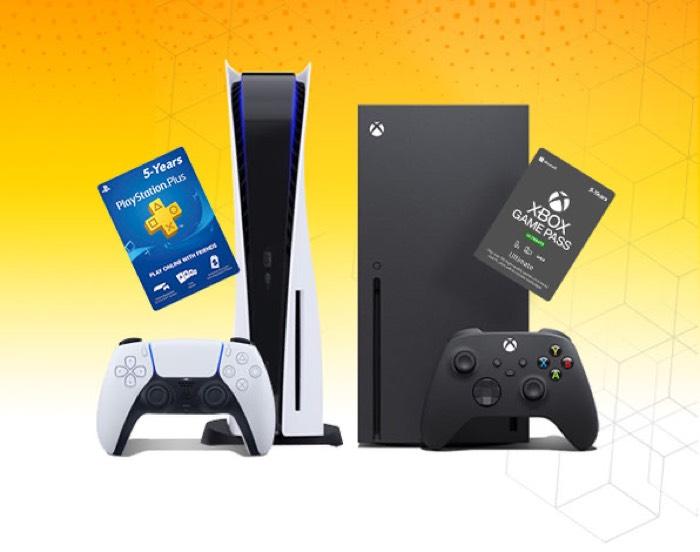 Ultimate Gaming Giveaway