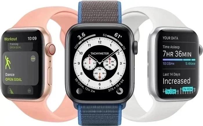 Apple watchOS 7.2
