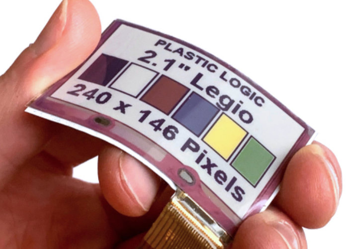 color E Ink display