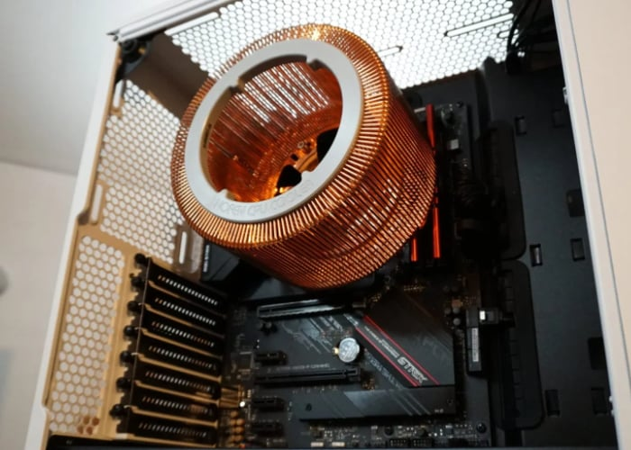 fanless cooling