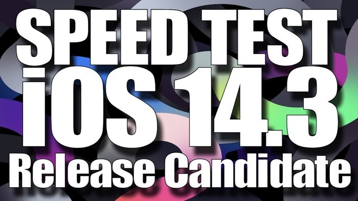 iOS 14.3 Release Candidate