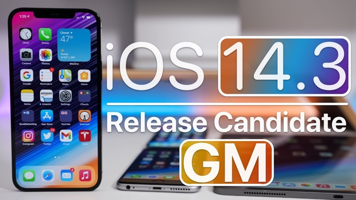 Whats new in iOS 14.3 Release Candidate (Video) - Geeky Gadgets