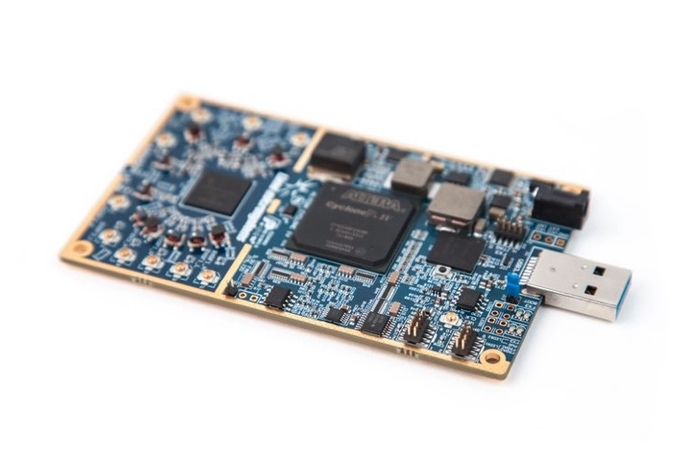 LimeSDR open source software-defined radio - Geeky Gadgets