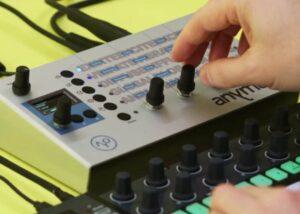 physical modeling synthesizer