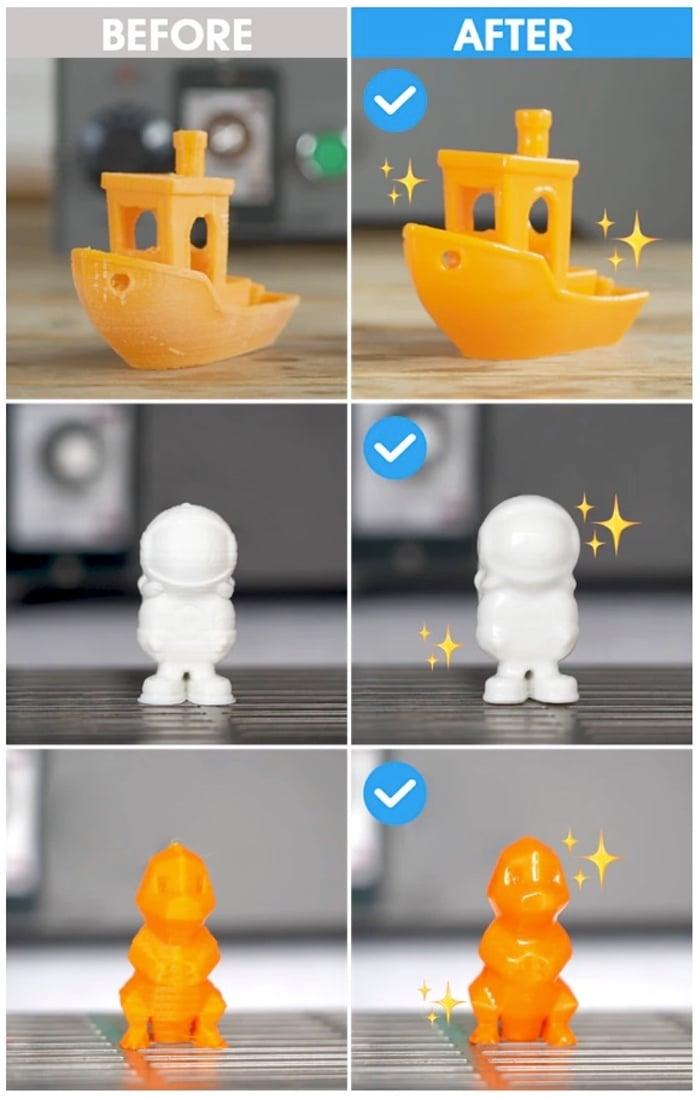 3D print polisher