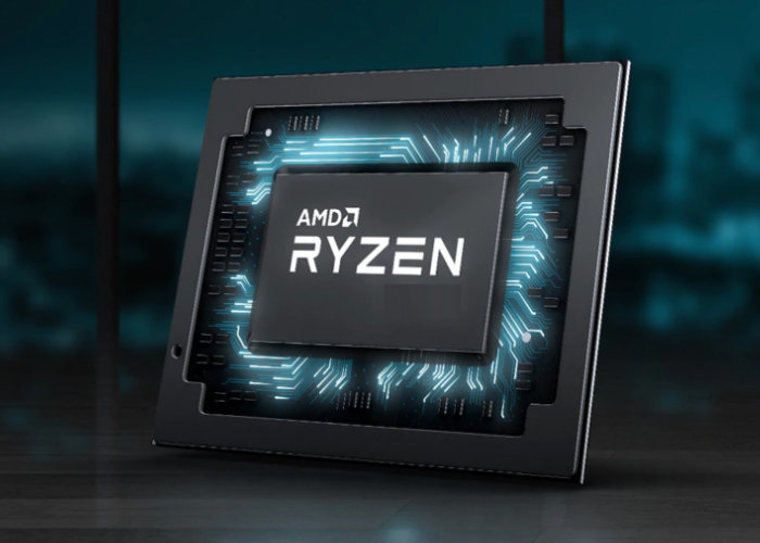 AMD financial results