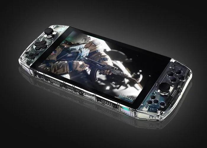 AYA Neo handheld gaming console
