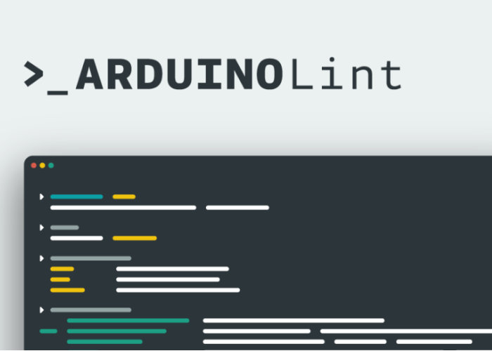 Easily detect issues with your Arduino projects using Arduino Lint