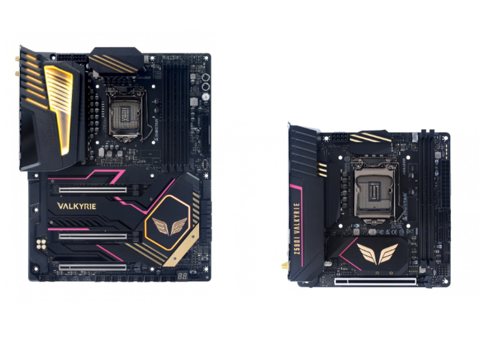 BIOSTAR Intel 500 Series motherboards