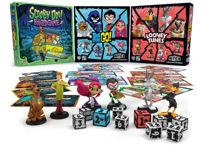 CMON board games