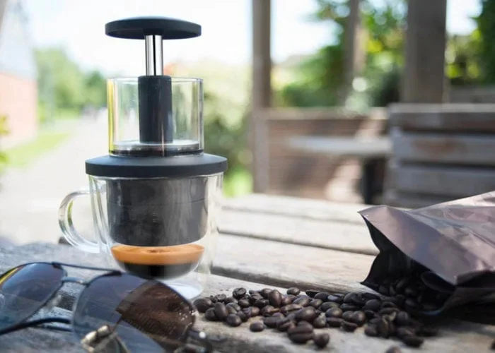 CoffeeJack portable coffee maker 46% off - Geeky Gadgets