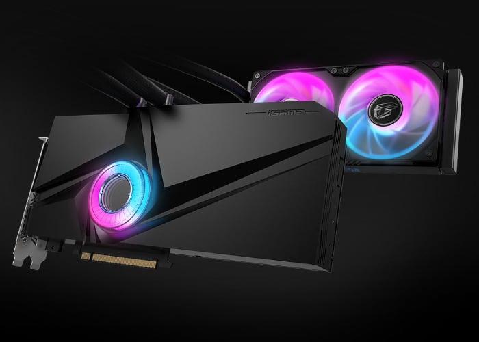 Colorful NVIDIA GeForce RTX 3090 Neptune